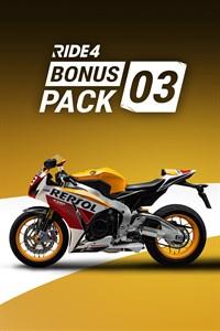 RIDE 4 - Bonus Pack 03