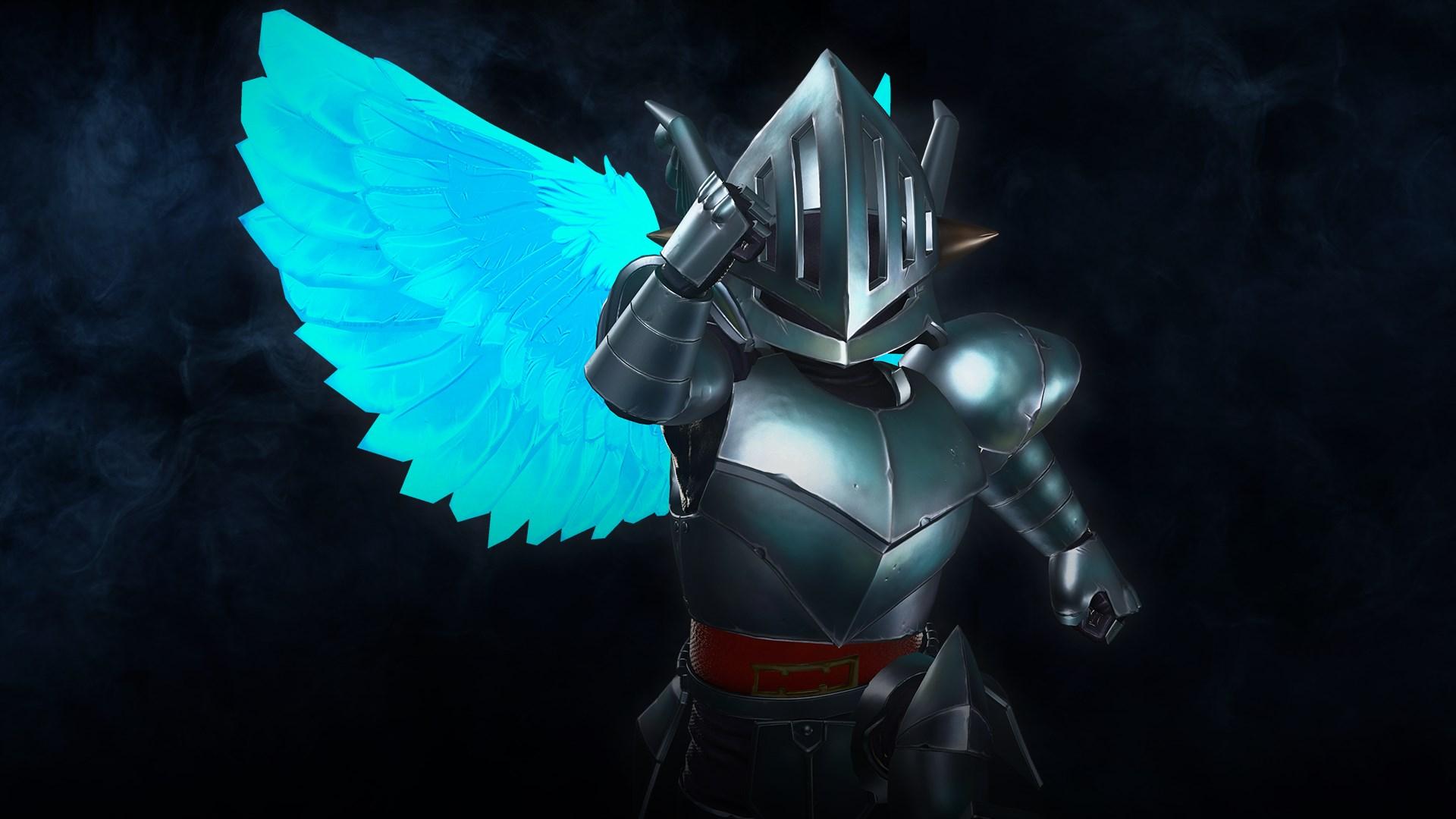 Marvel vs. Capcom: Infinite - Arthur Fallen Angel Armor Costume