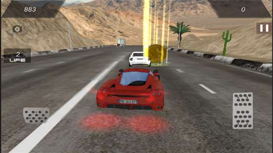 Real Traffic Racer screenshot 2