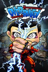 Carátula para el juego Overruled! de Xbox 360