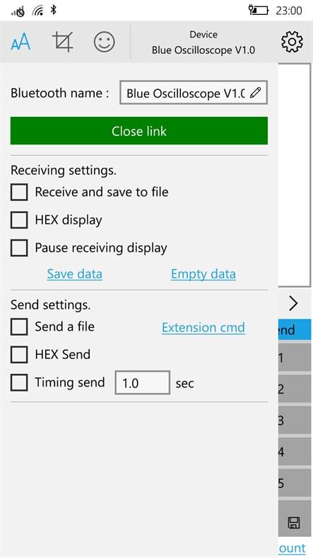 Bluetooth Serial Port – (Windows Phone Apps) — AppAgg