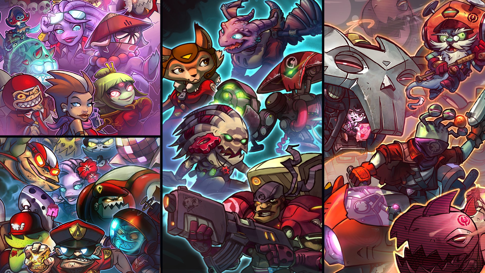 Ultimate Overdrive Collector's Pack - Awesomenauts Assemble! Game Pack