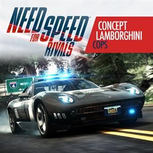 Need for Speed™ Rivals Concept Lamborghini Cops Xbox One