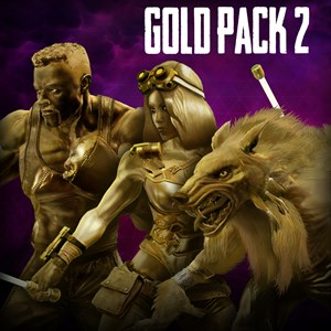 Pack skin oro 2 Xbox One