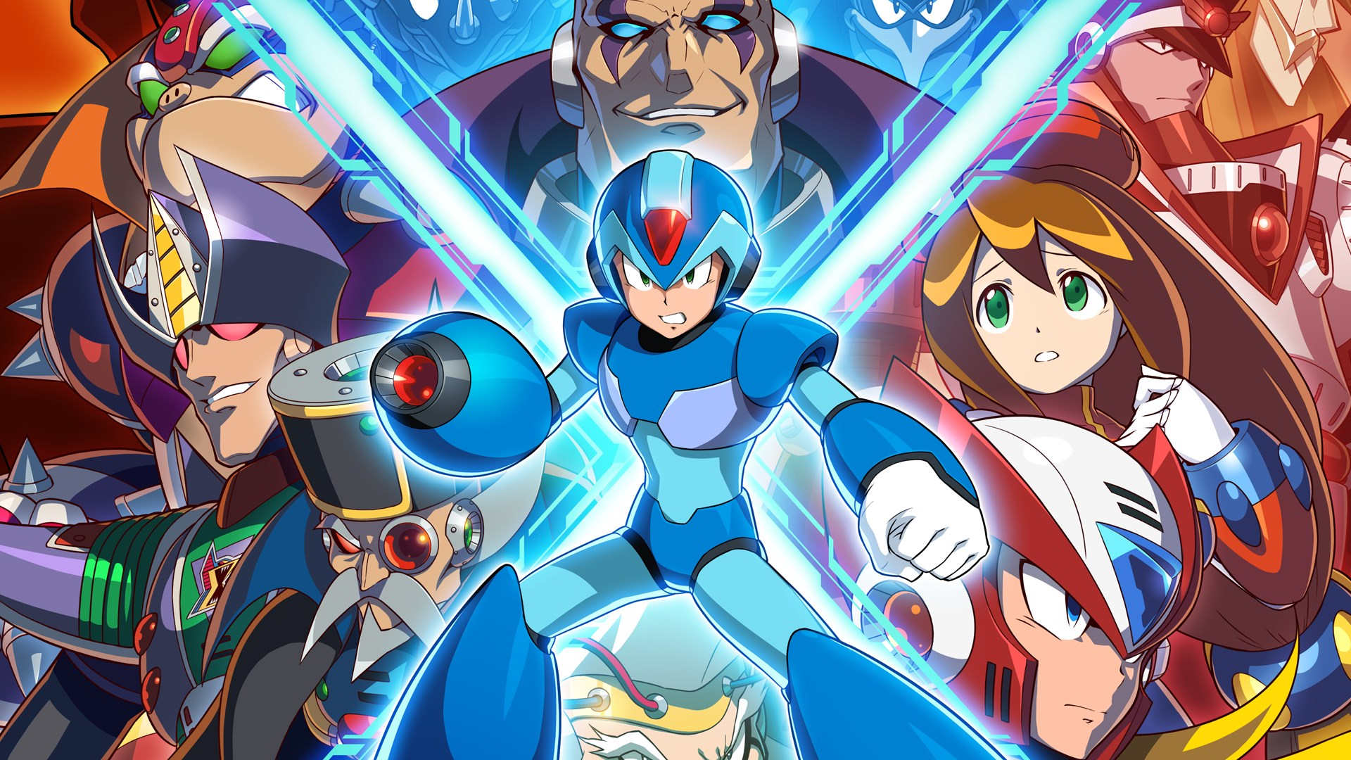 Buy Mega Man X Legacy Collection - Microsoft Store