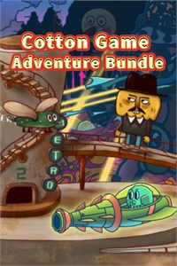 Cotton Games Adventure Bundle