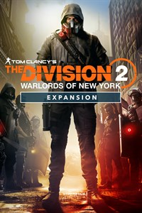 Carátula para el juego The Division 2 - Warlords of New York - Expansion de Xbox One