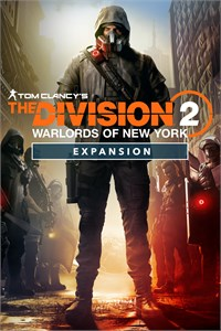 Expansión Warlords of New York de The Division 2