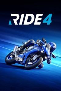 Carátula para el juego RIDE 4 de Xbox 360
