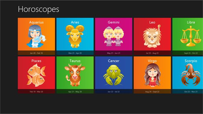 Get Horoscopes & Astrology - Microsoft Store