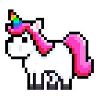 Get Unicorn Sandbox Color By Number Pixel Art Microsoft Store