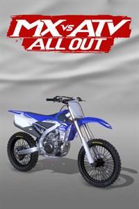 Carátula del juego 2017 Yamaha YZ450F