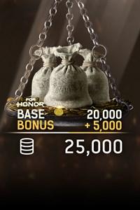 FOR HONOR™ Paquete de 25000 créditos de ACERO