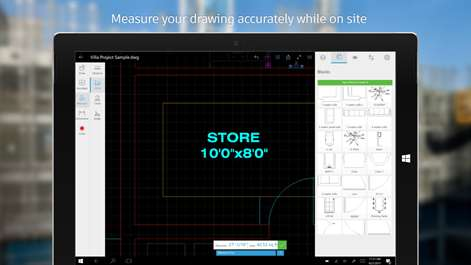 AutoCAD mobile - DWG Viewer, Editor & CAD Drawing Tools Screenshots 2