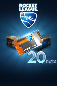 Carátula del juego ROCKET LEAGUE - UNLOCK KEY x20