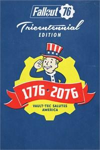 Carátula para el juego Fallout 76 Tricentennial Edition de Xbox 360