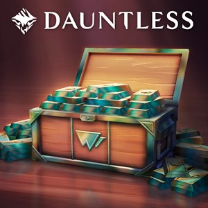 Dauntless - 2,500 (+bono de 650) de platino Xbox One