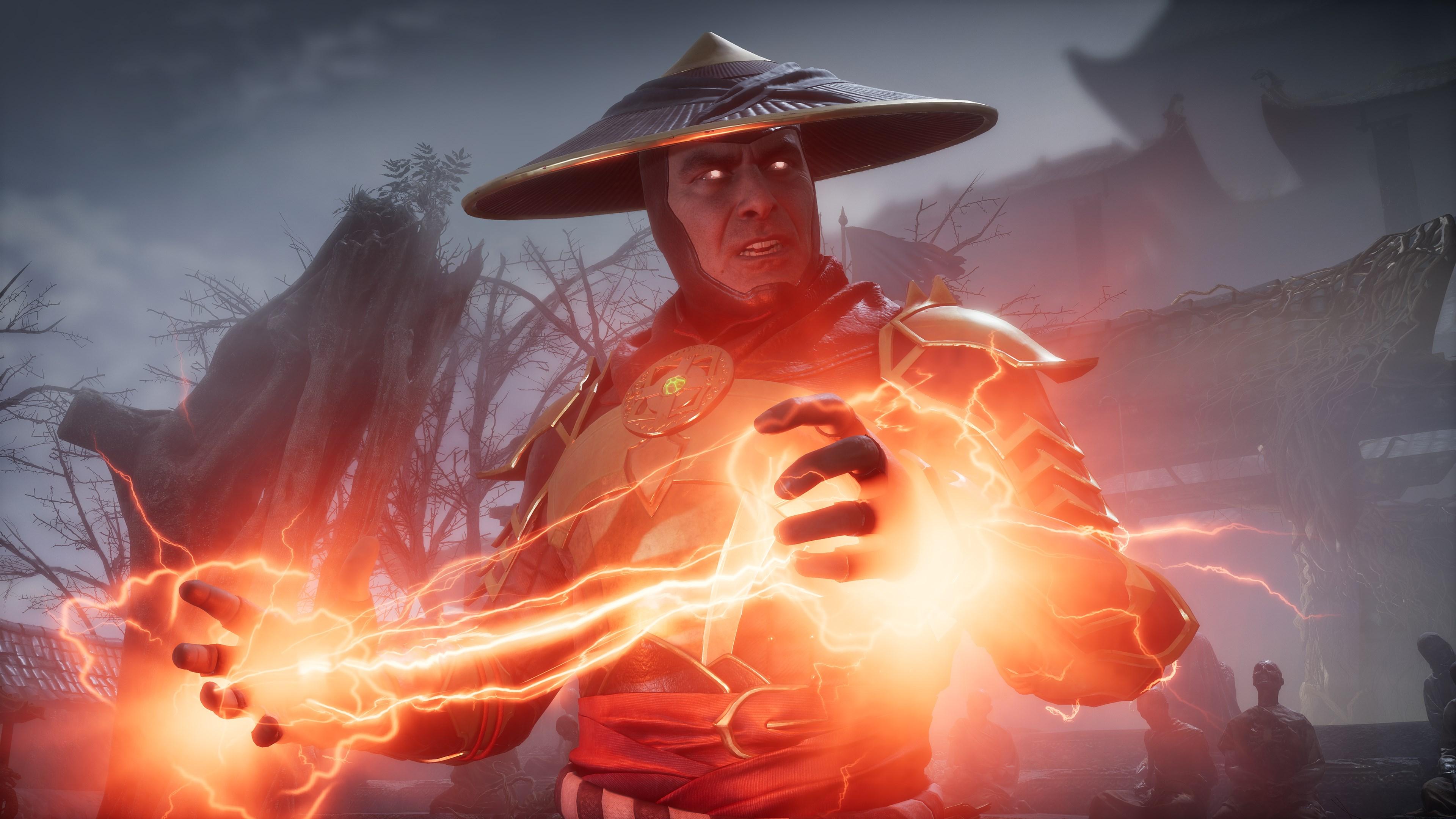 Скриншот №16 к Mortal Kombat 11
