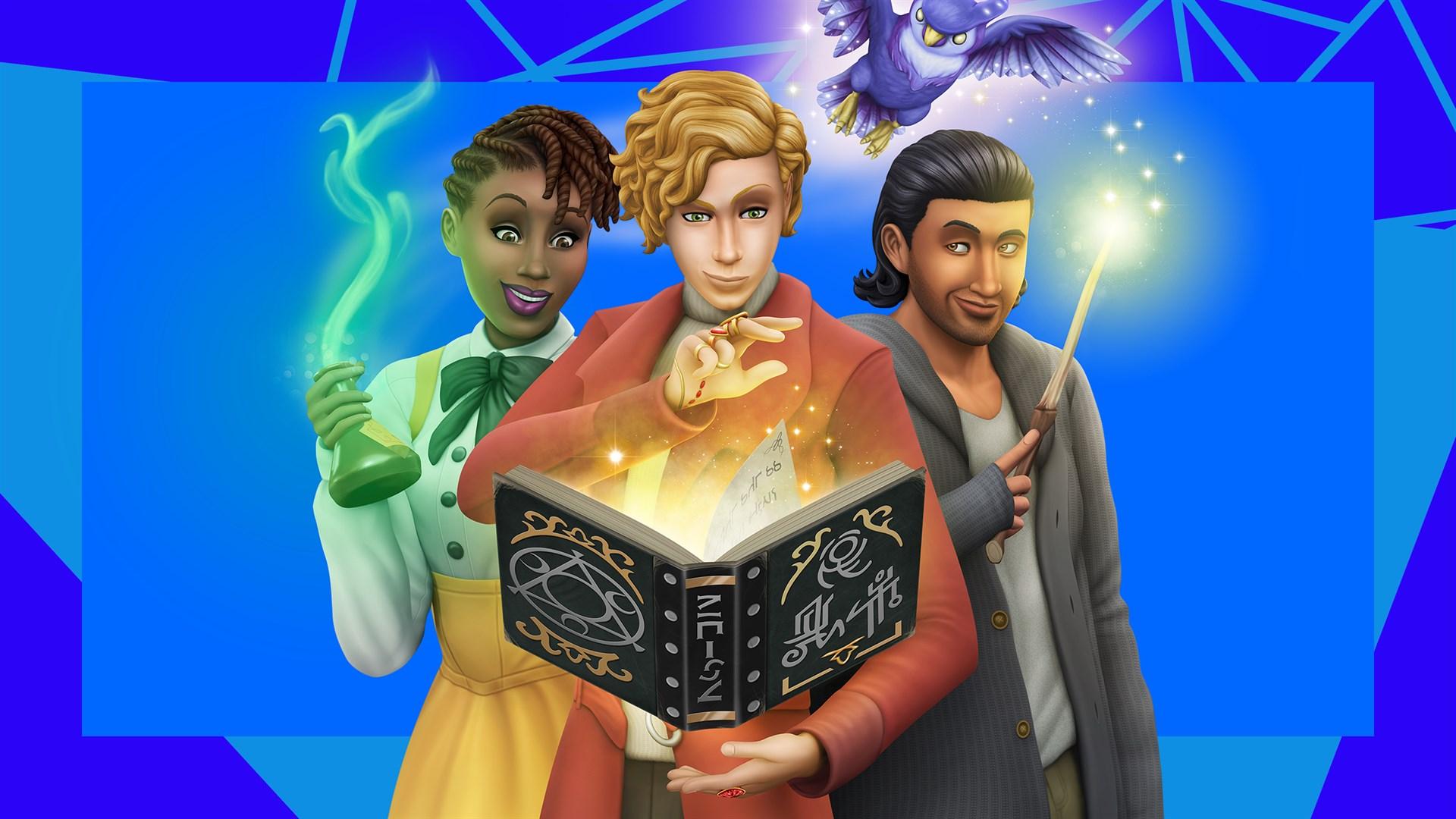 The Sims™ 4 Мир магии