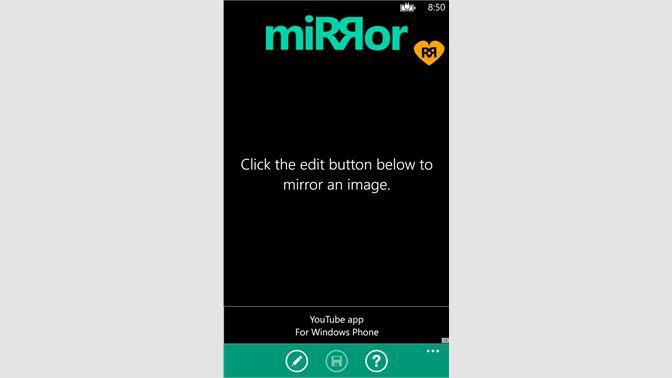 Get Mirror Image - Microsoft Store