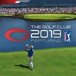 The Golf Club 2019 featuring PGA TOUR Logo