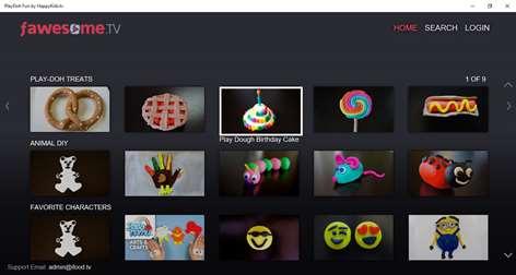 PlayDoh Fun by HappyKids.tv Screenshots 2