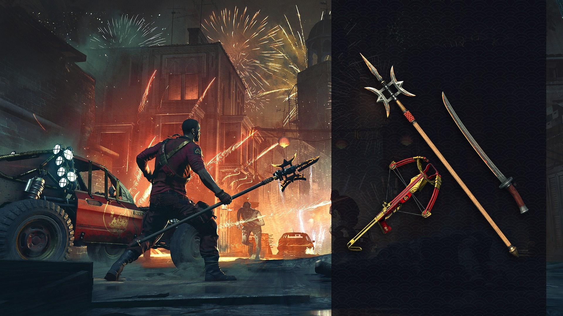 Dying Light – Shu Warrior Bundle
