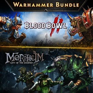 Warhammer Bundle: Mordheim and Blood Bowl 2 Xbox One