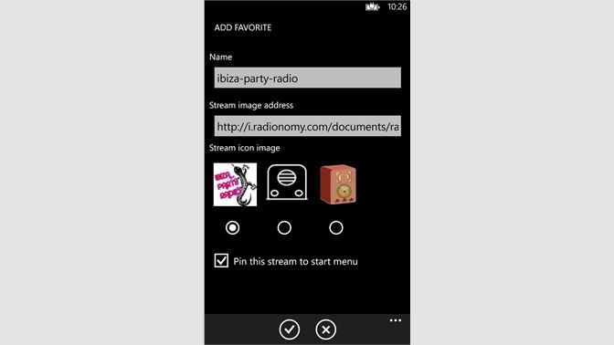 Get WP8 Radio - Microsoft Store