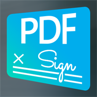 how to sign a pdf on windows