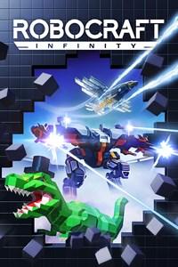Carátula del juego Robocraft Infinity
