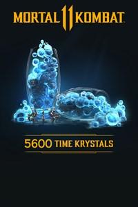5600 Time Krystals