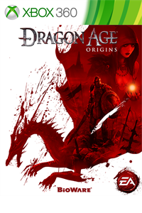 Carátula para el juego Dragon Age: Origins de Xbox 360