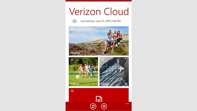 Get Verizon Cloud - Microsoft Store