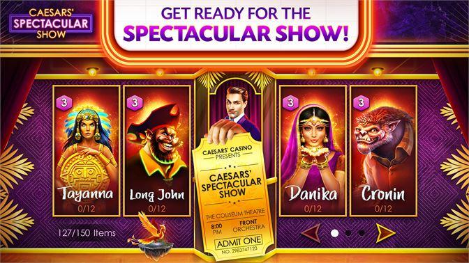 Obtenir Caesars Casino - The Official Slots App By Caesars ... 90dacfddacee