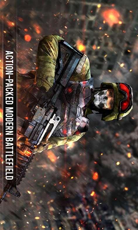 Call of Dead: Modern Duty Shooter & Zombie Combat Screenshots 1