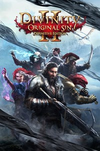 Carátula del juego Divinity: Original Sin 2 - Definitive Edition