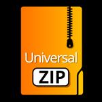 Universal Zip Logo