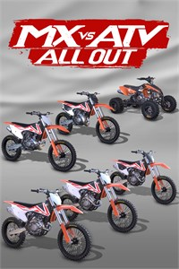 Carátula del juego 2017 KTM Vehicle Bundle