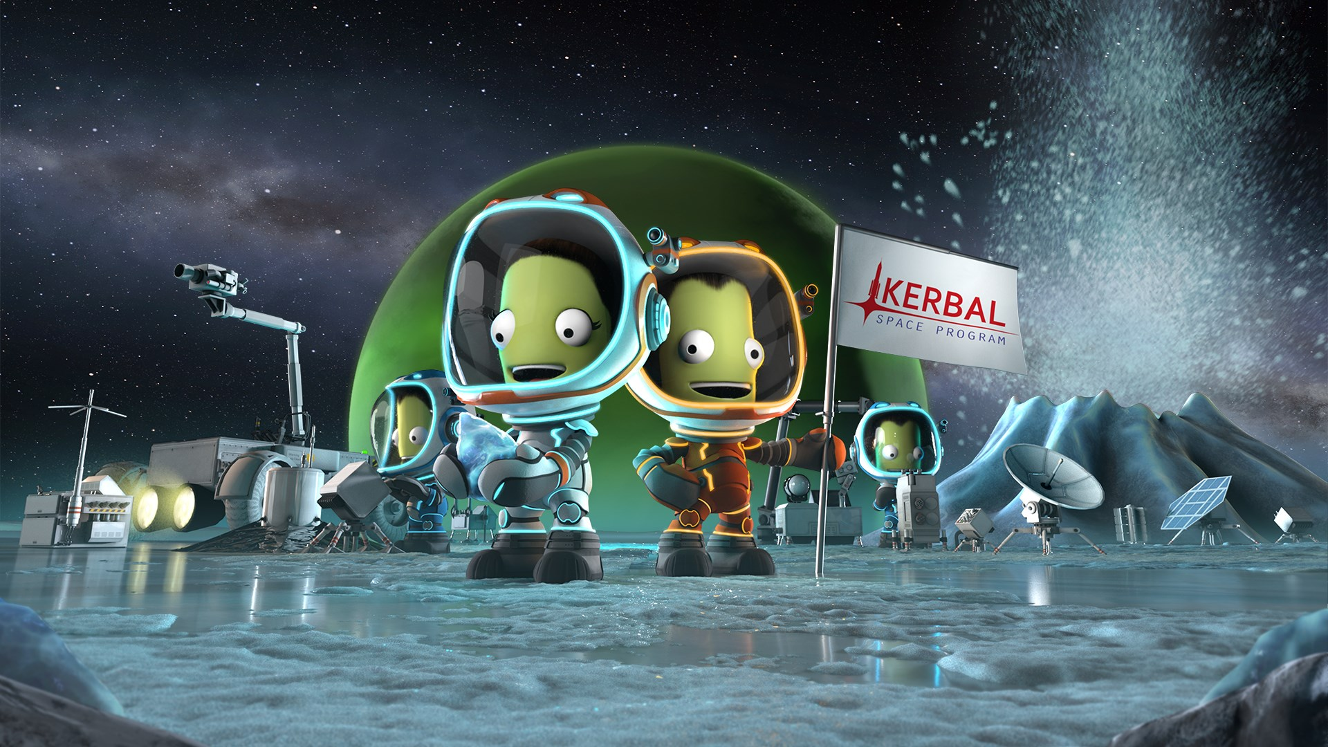 Kerbal Space Program Breaking Ground Kaufen Microsoft Store De De