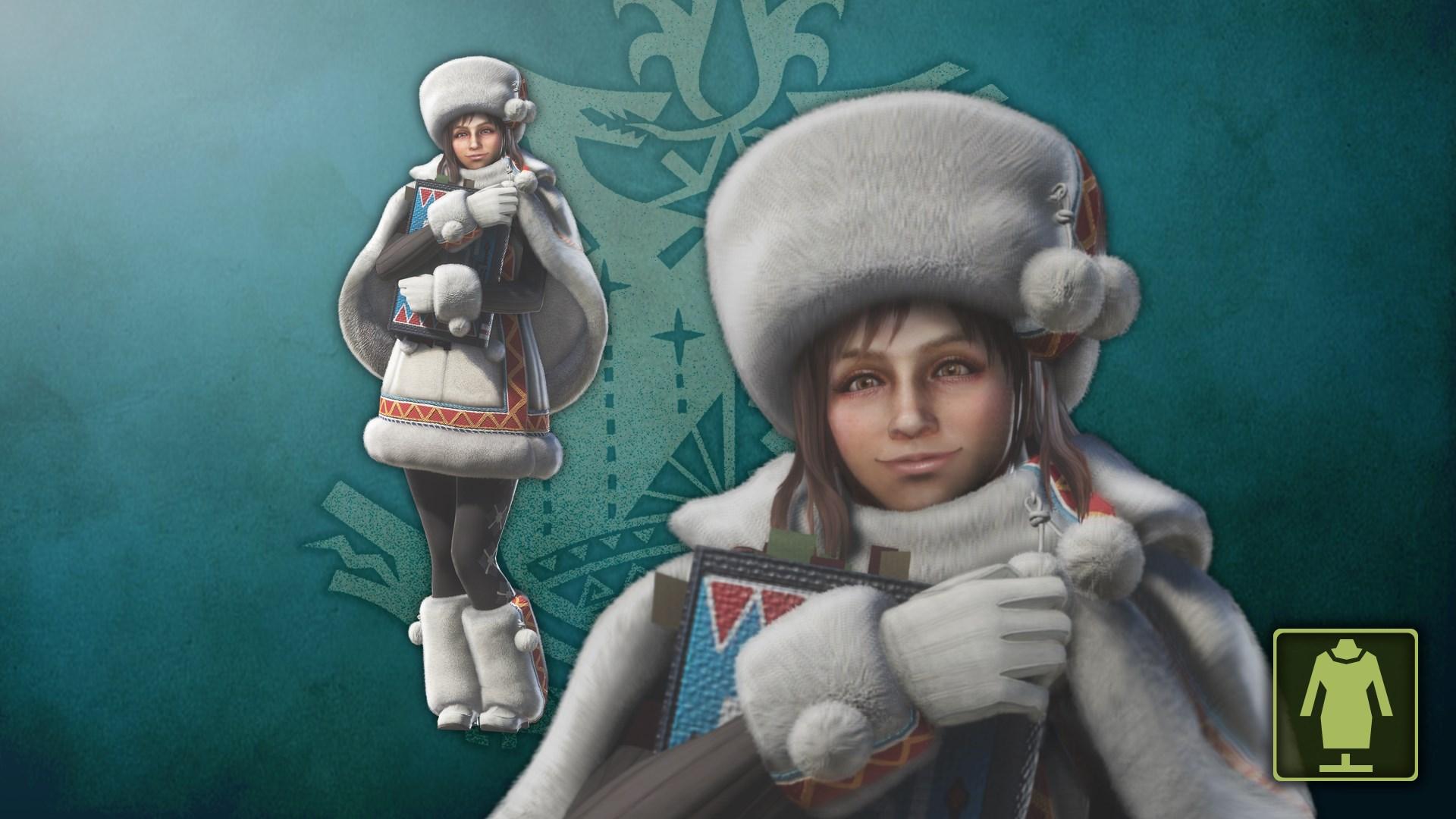The Handler's Winter Spirit Coat