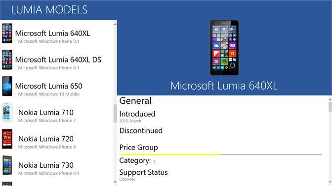 Buy LumiaModels - Microsoft Store