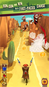 Run & Gun - Banditos screenshot 2