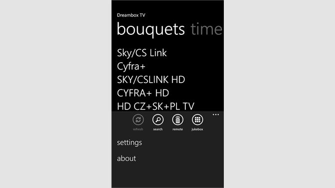 Get Dreambox TV - Microsoft Store