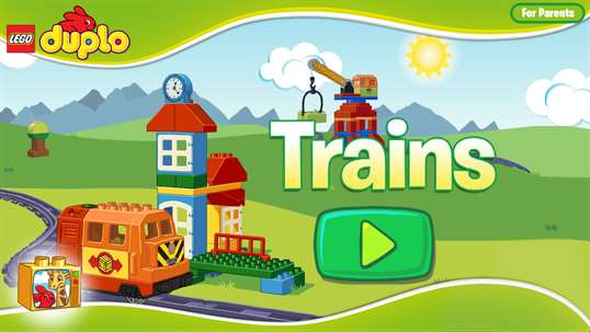 LEGO® DUPLO® Train screenshot 1