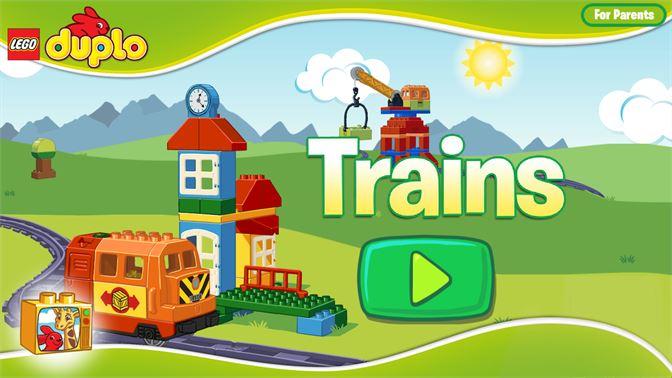 Get Lego Duplo Train Microsoft Store