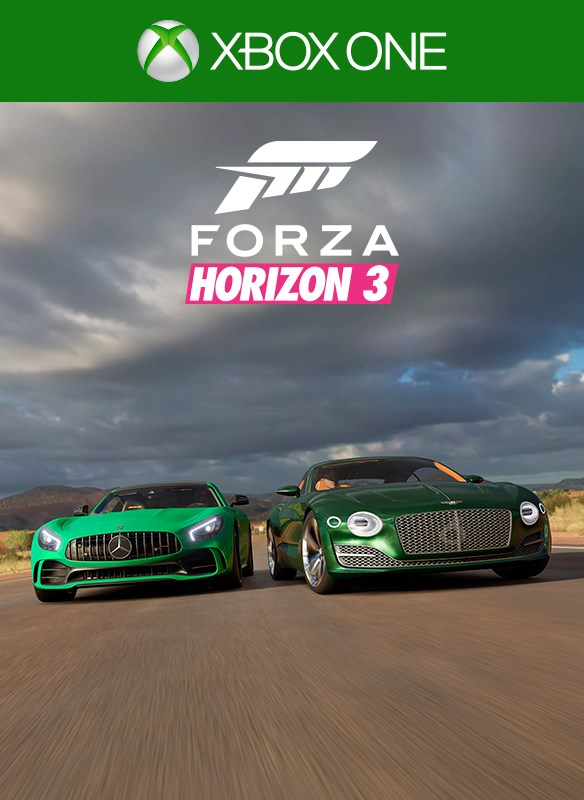 Forza Horizon 4 Flickering Graphics