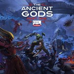 DOOM Eternal: The Ancient Gods - Part One Logo