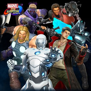 Marvel vs. Capcom: Infinite - Avenging Army Costume Pack Xbox One