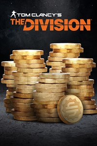 Tom Clancy's The Division – 7200 Premium Credits Pack